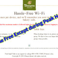 Hacking Panera Bread's Wifi Time Limitations