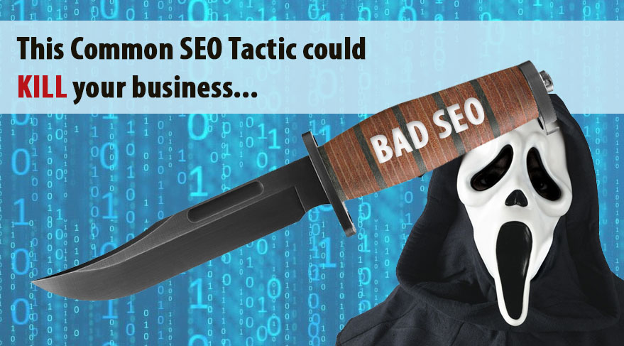 bad seo tactic