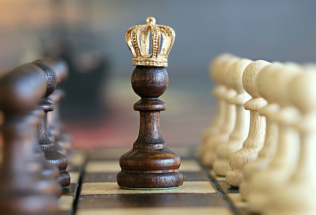 marketing is like a game of chess